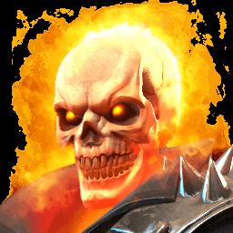 Ghost Rider Compétences
