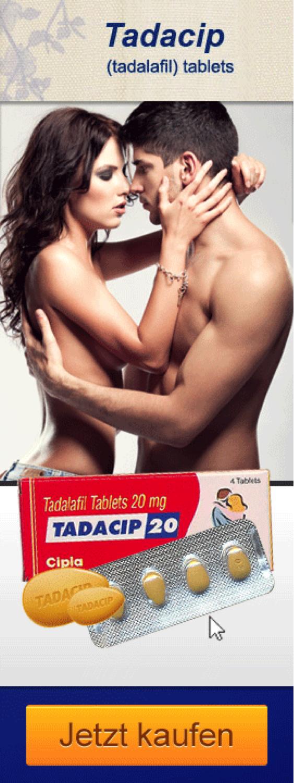 Kaufen Tadacip ohne rezept