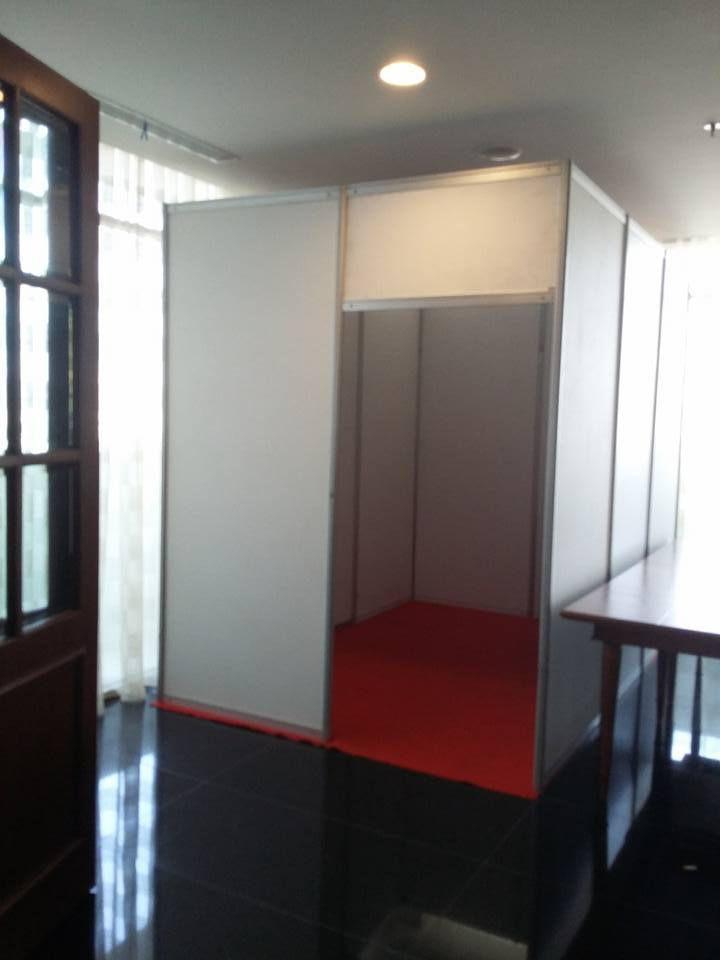 Sewa Fitting Room, Fitting Room R8, Jual Fitting Room R8