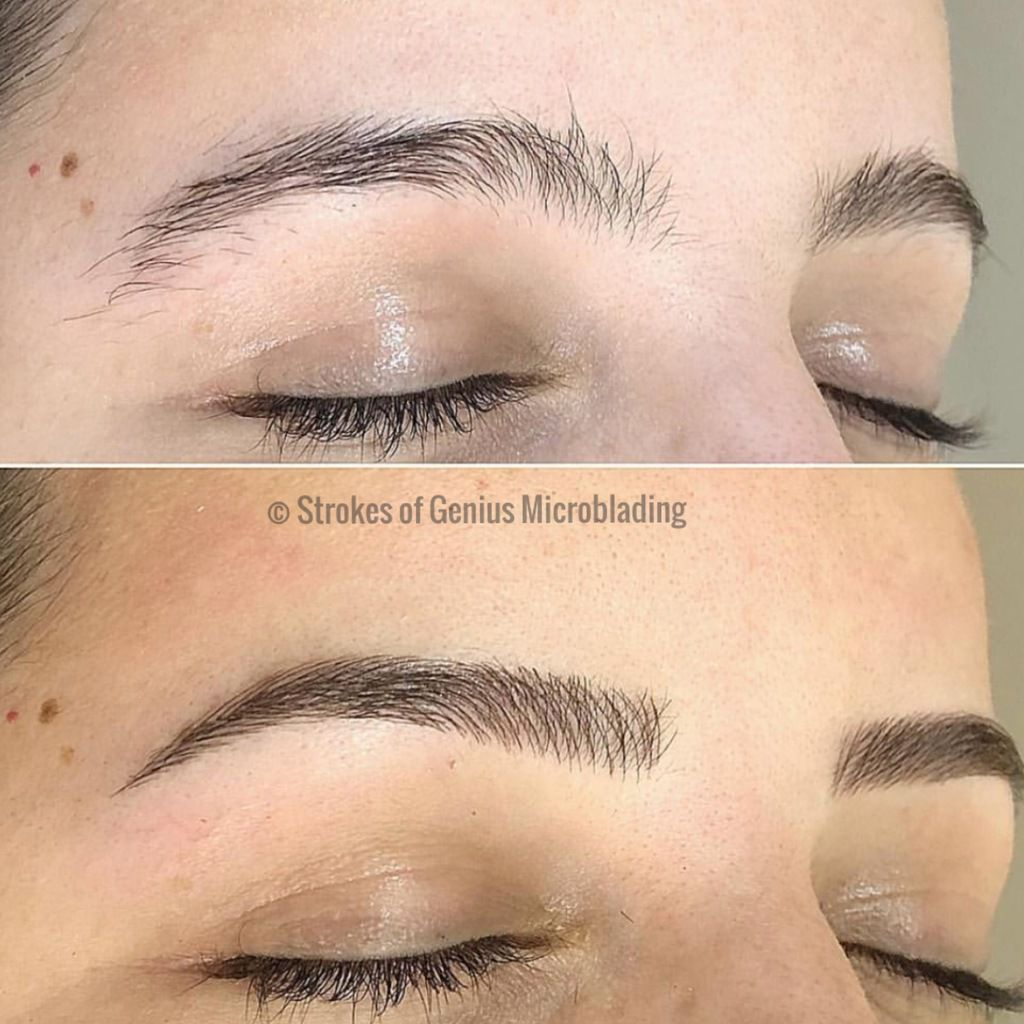 Flash The Fabulous Eyebrows For Ages Through Microblading
