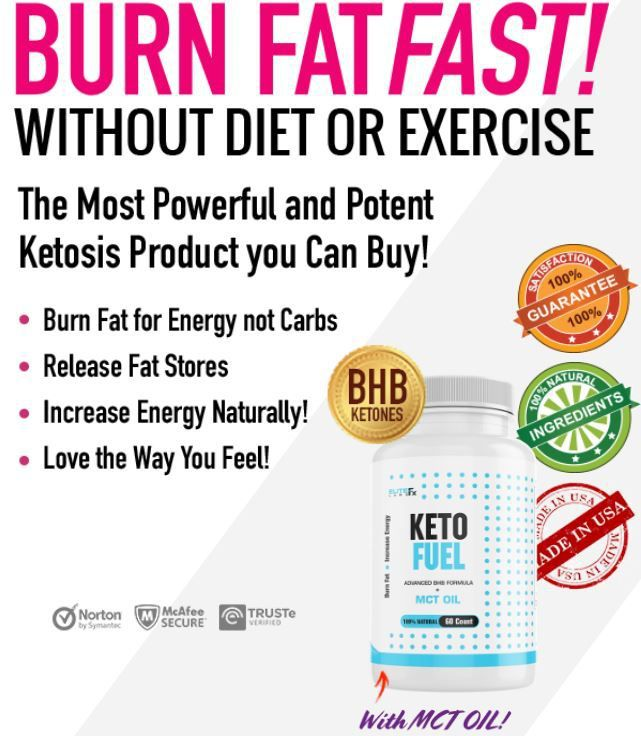 Keto Fuel Pills Keto Fuel Shark Tank Purefitketopills Over Blog Com