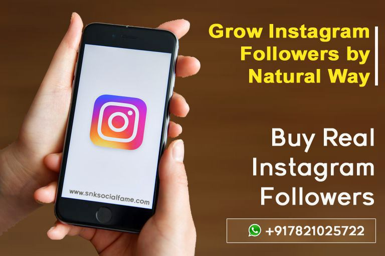 Buy Indian Instagram Followers paytm - Social Charge