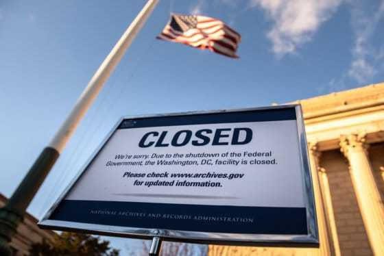 "Le ""shutdown"" américain"