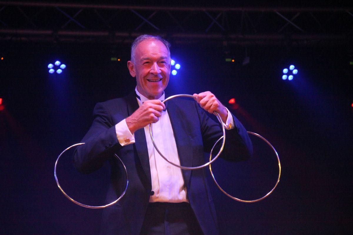 Cinquième festival de Magie du 15 au 17 mars 2019 à Pontarlier