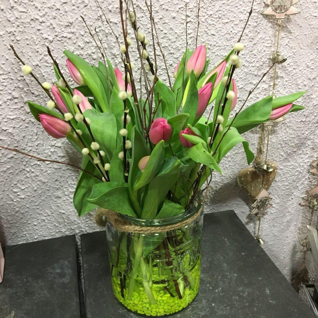 Les conseils floraux de Lauriane, Comme une fleur