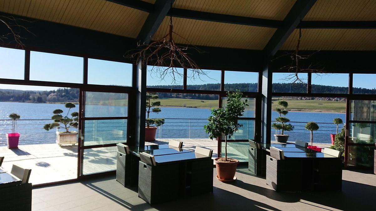 Sous le soleil du Lac Saint-Point