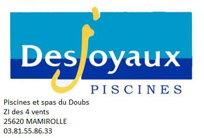 Piscines et spas Desjoyaux à Mamirolle