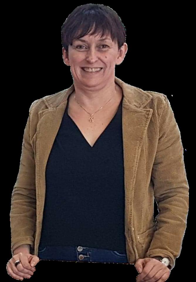 Clotilde Coste, Réflexologue