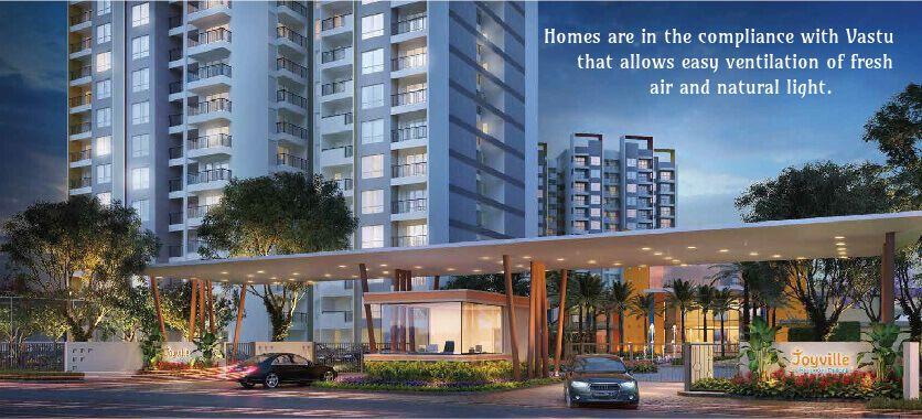 Shapoorji Pallonji Joyville Sector 102 Gurgaon property is very well designed with high-tech faclities.