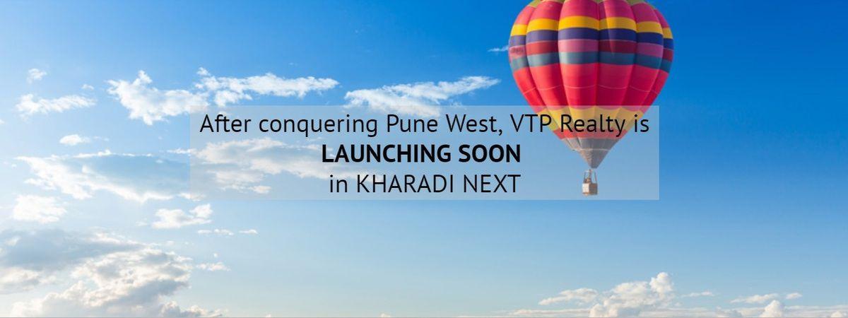 Vtp Pegasus Kharadi Annex Pune - New Launch Project in Pune