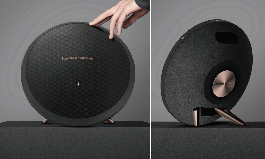 Harman Kardon Onyx Studio Review - harmankardon over-blog com