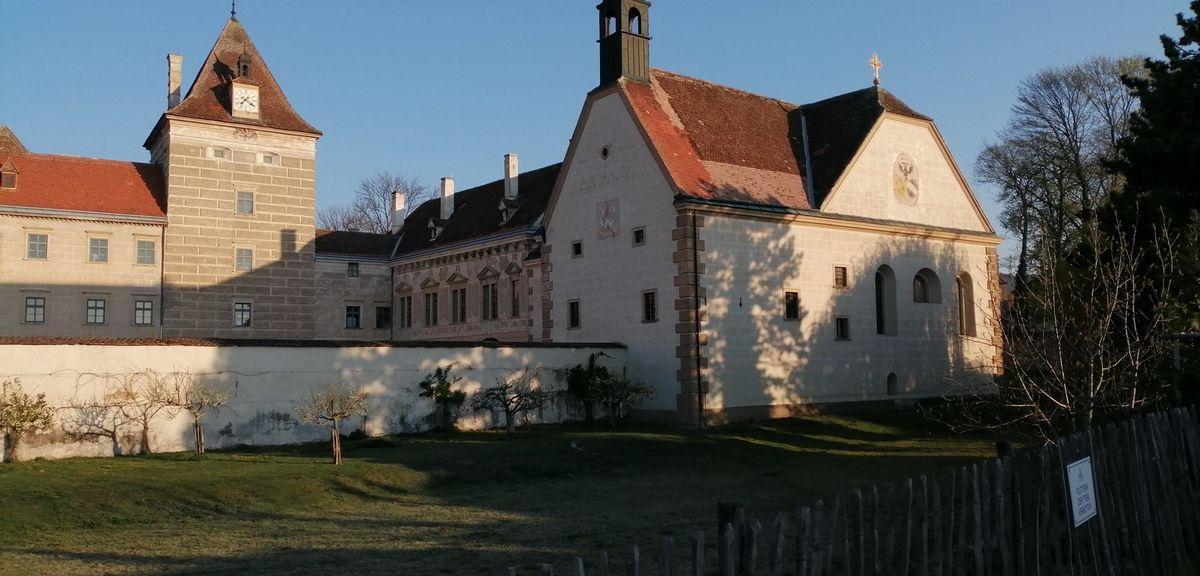 Le départ, Walpersdorf, le chemin, Stif Gottweig, Maria Langegg