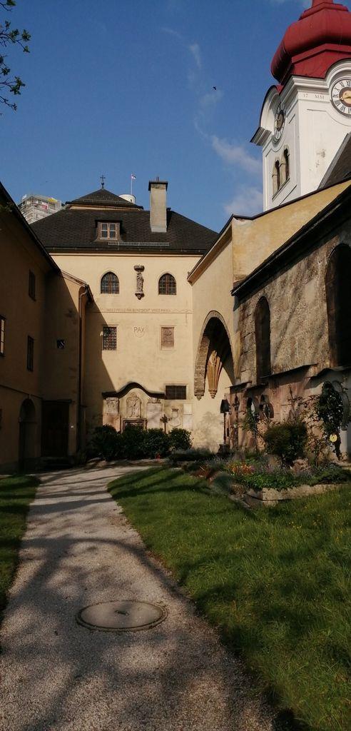 Couvent Benedictine Nonnberg