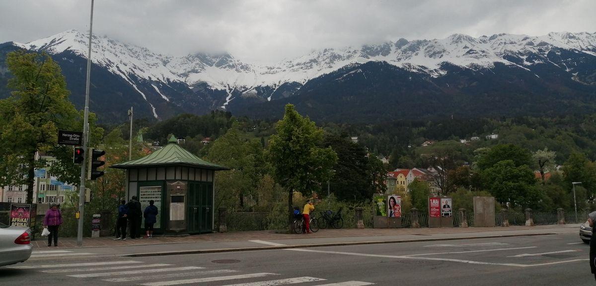 Innsbruck la ville