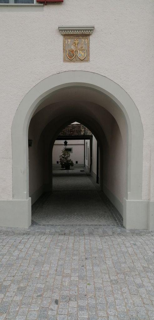 Mon campement au monastère
