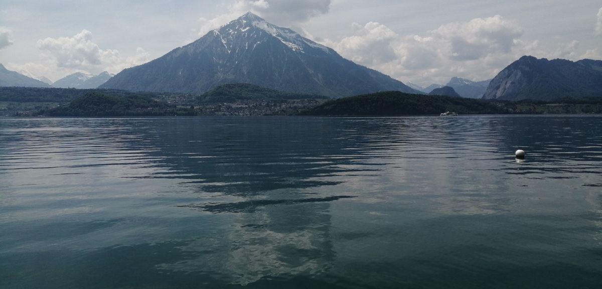 Le lac de Thun
