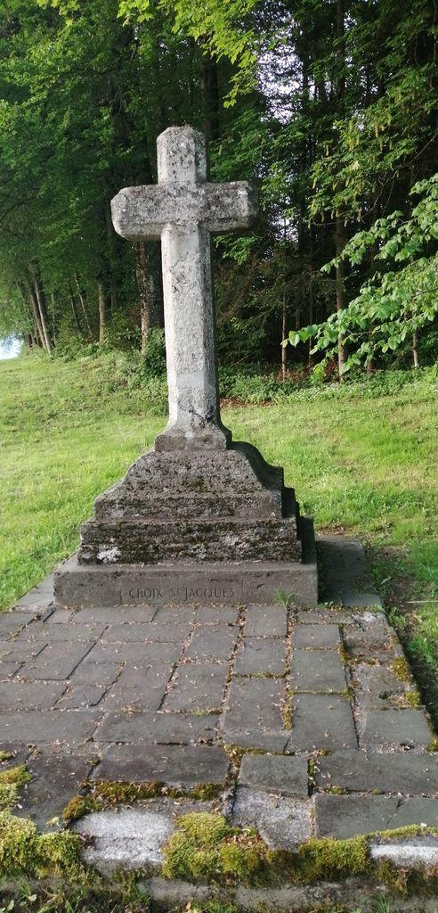 La Croix St Jacques, là où je me serai trompé