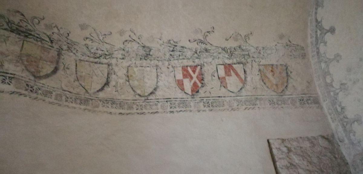Romainmôtier, son abbatial