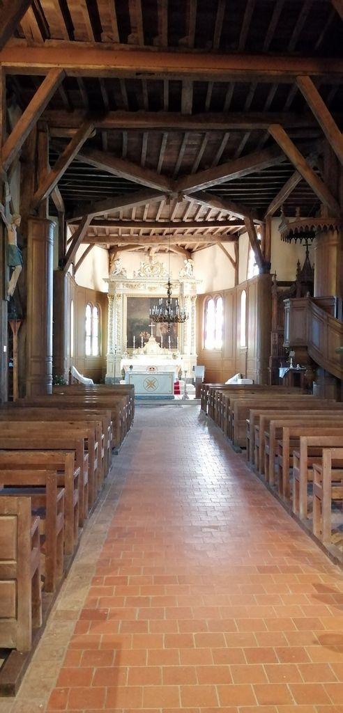 Église de Outines