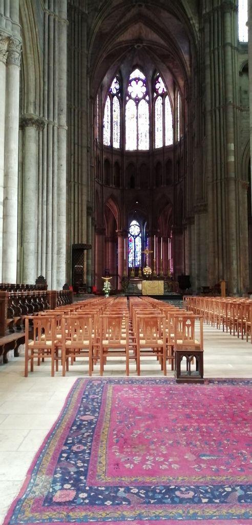 La cathédrale de Reims, un joyau