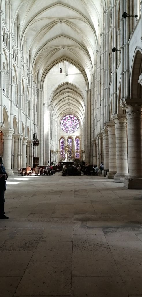 La cathédrale et le cloître