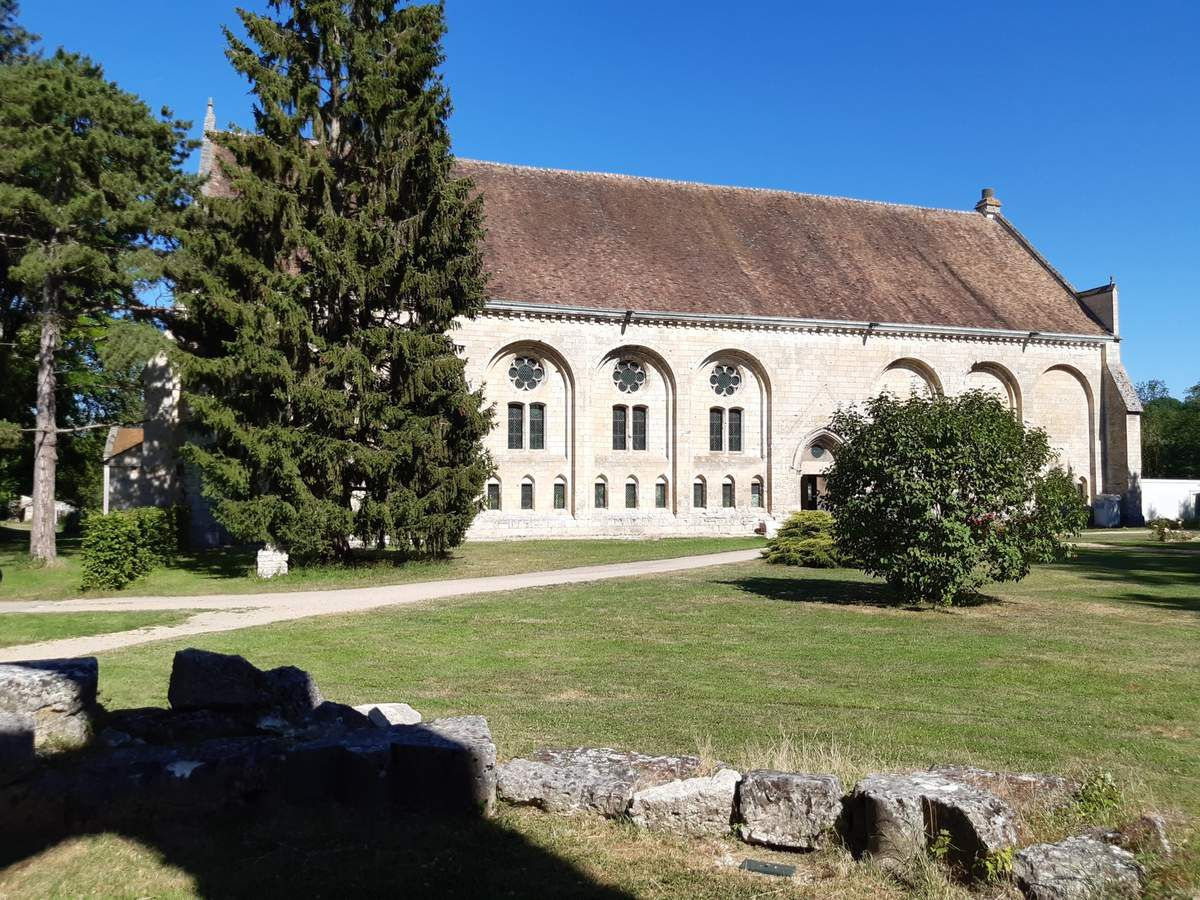 L'abbaye d'Ourscamps