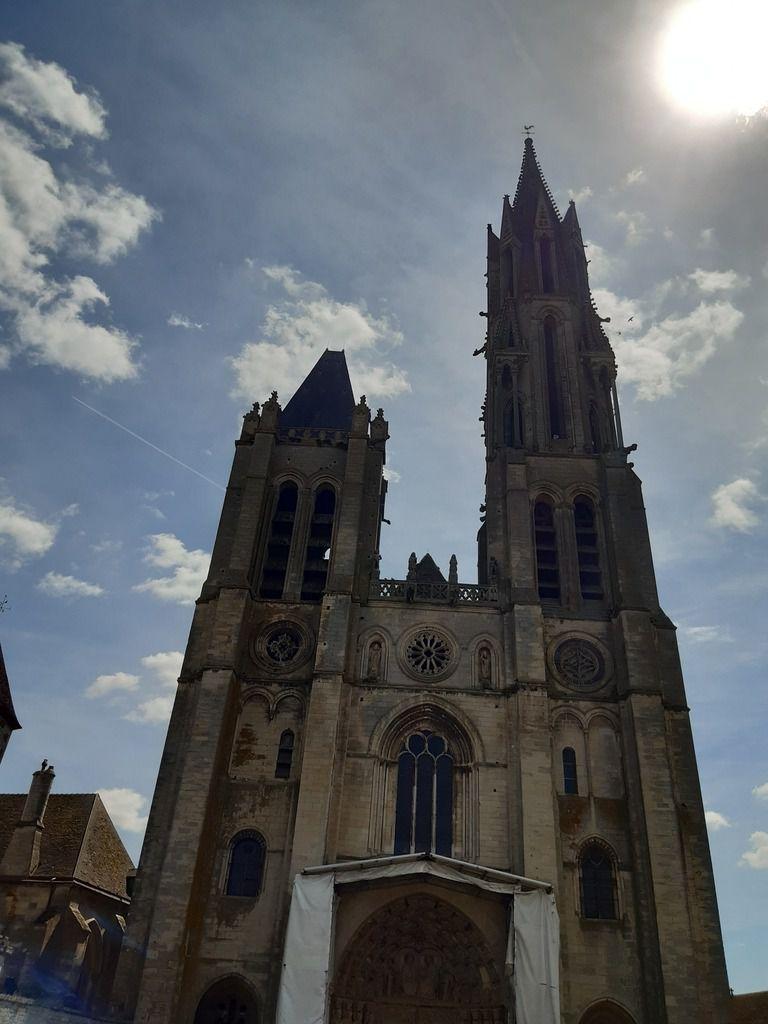 Cathédrale  extérieur