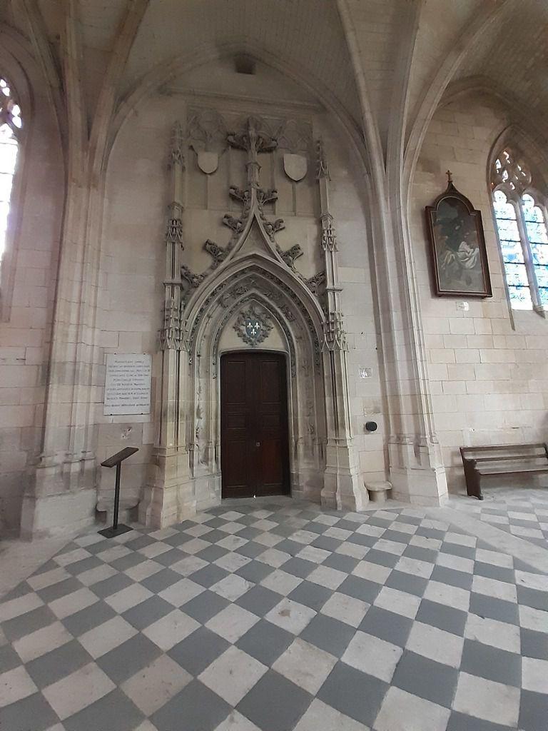 Basilique de Cléry St André