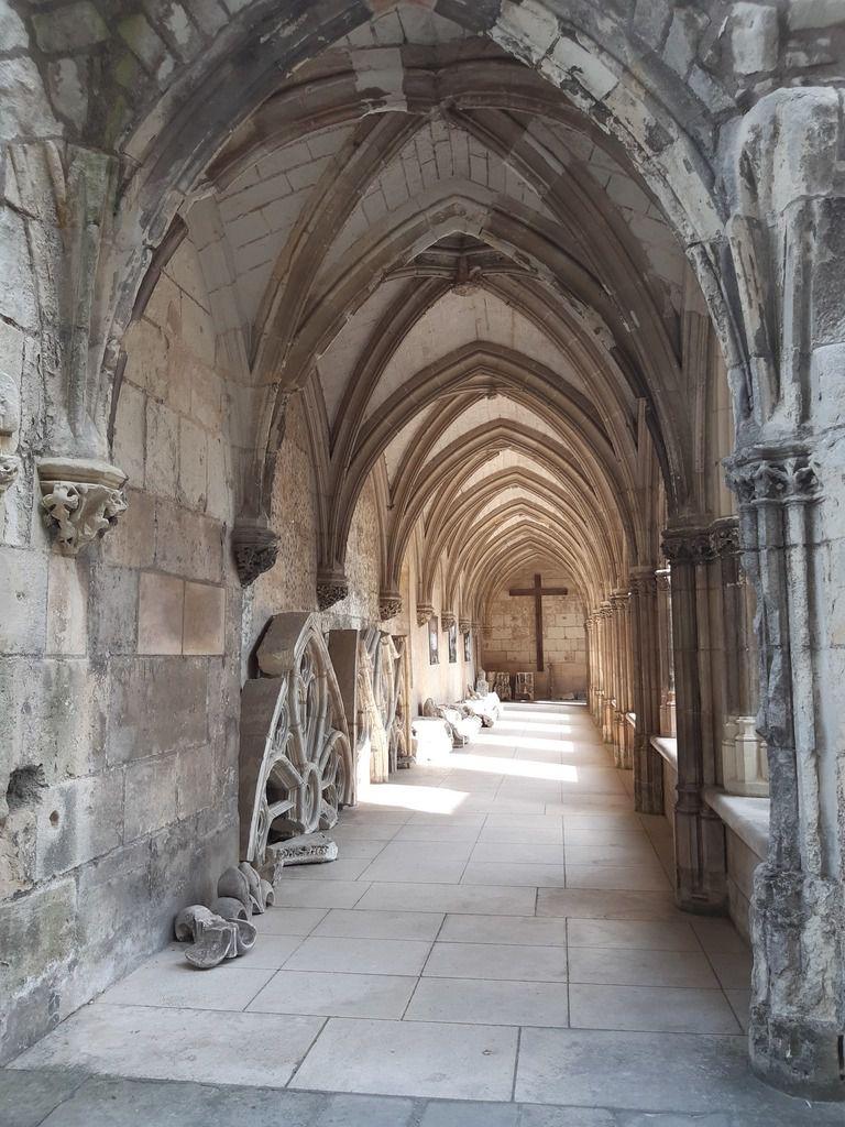 Cathédrale  et cloître