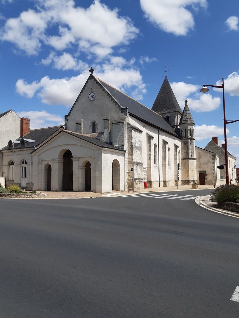Église  de la Celle Saint Avant