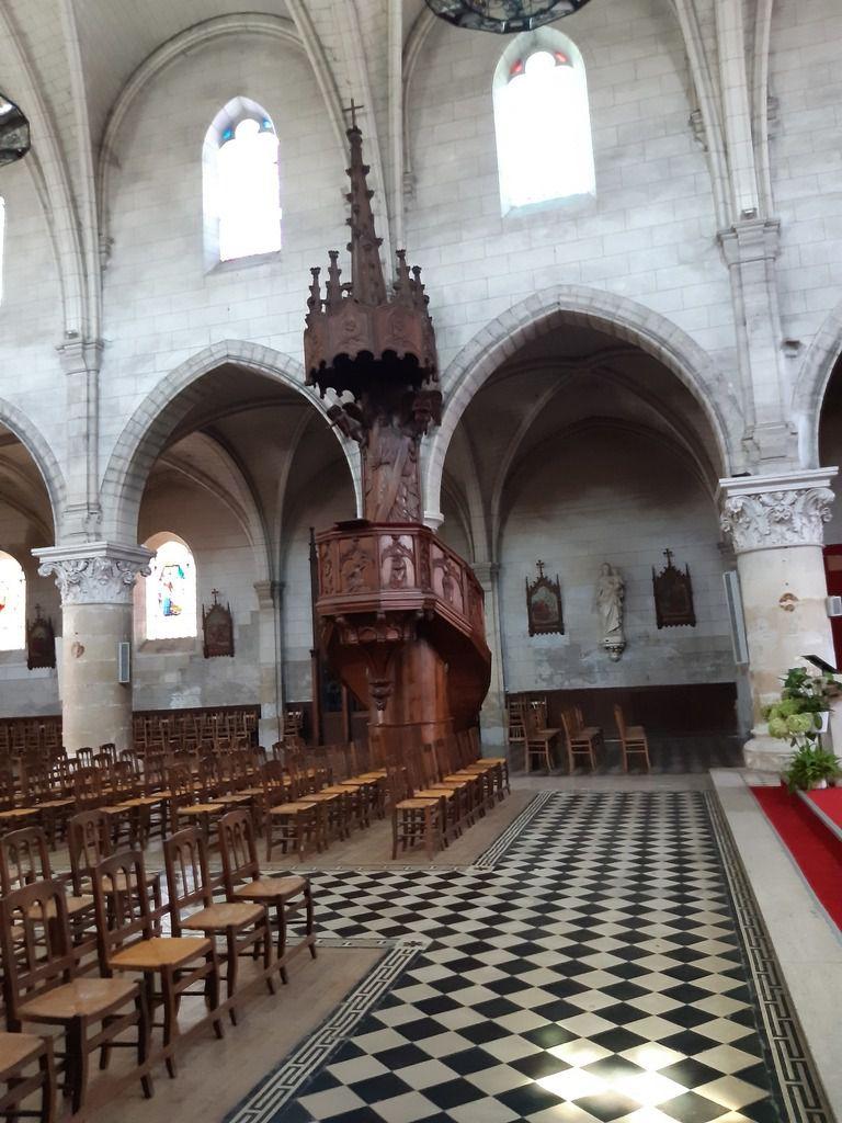 8 jour T B Aulnay de Saintonge / St Jean d'Angely