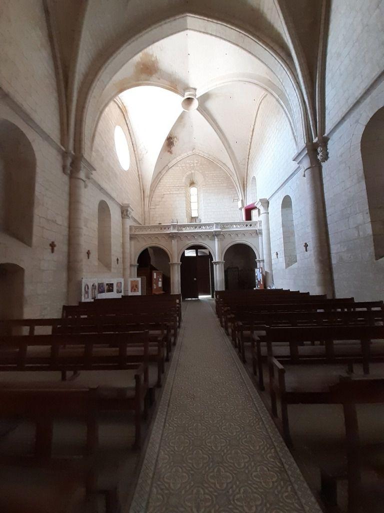 Eglise St Pallais