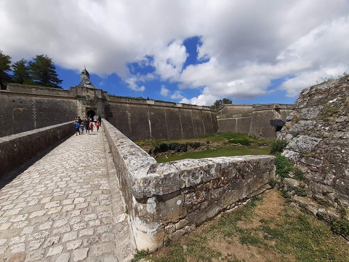 Blaye et le fort Vauban