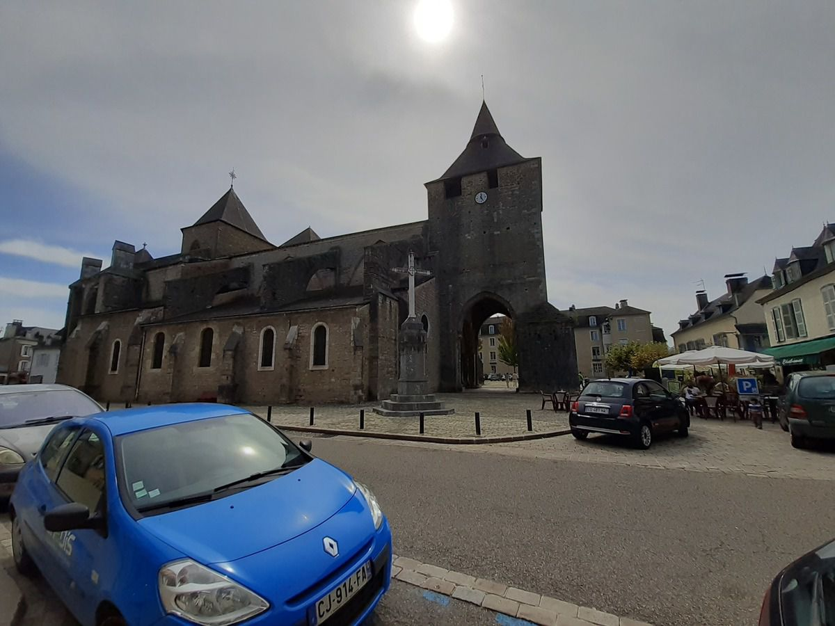 Cathédrale  d'Oléron Ste Marie