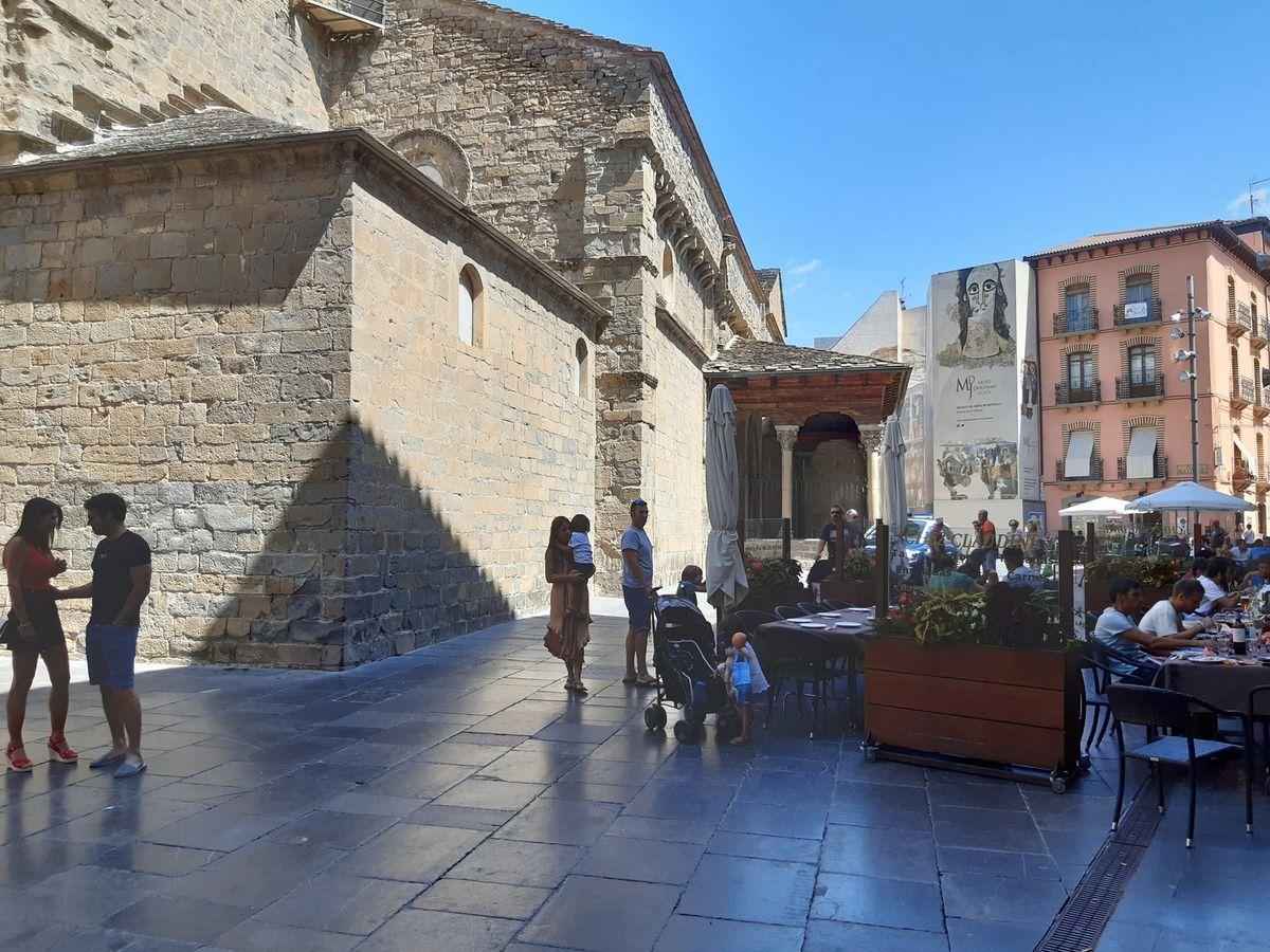 Jaca et sa cathédrale