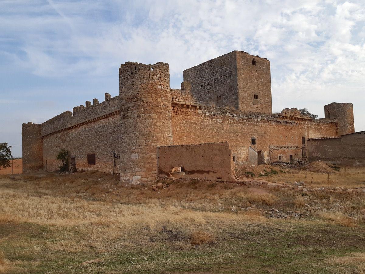Le Castillo de Santiaguillo