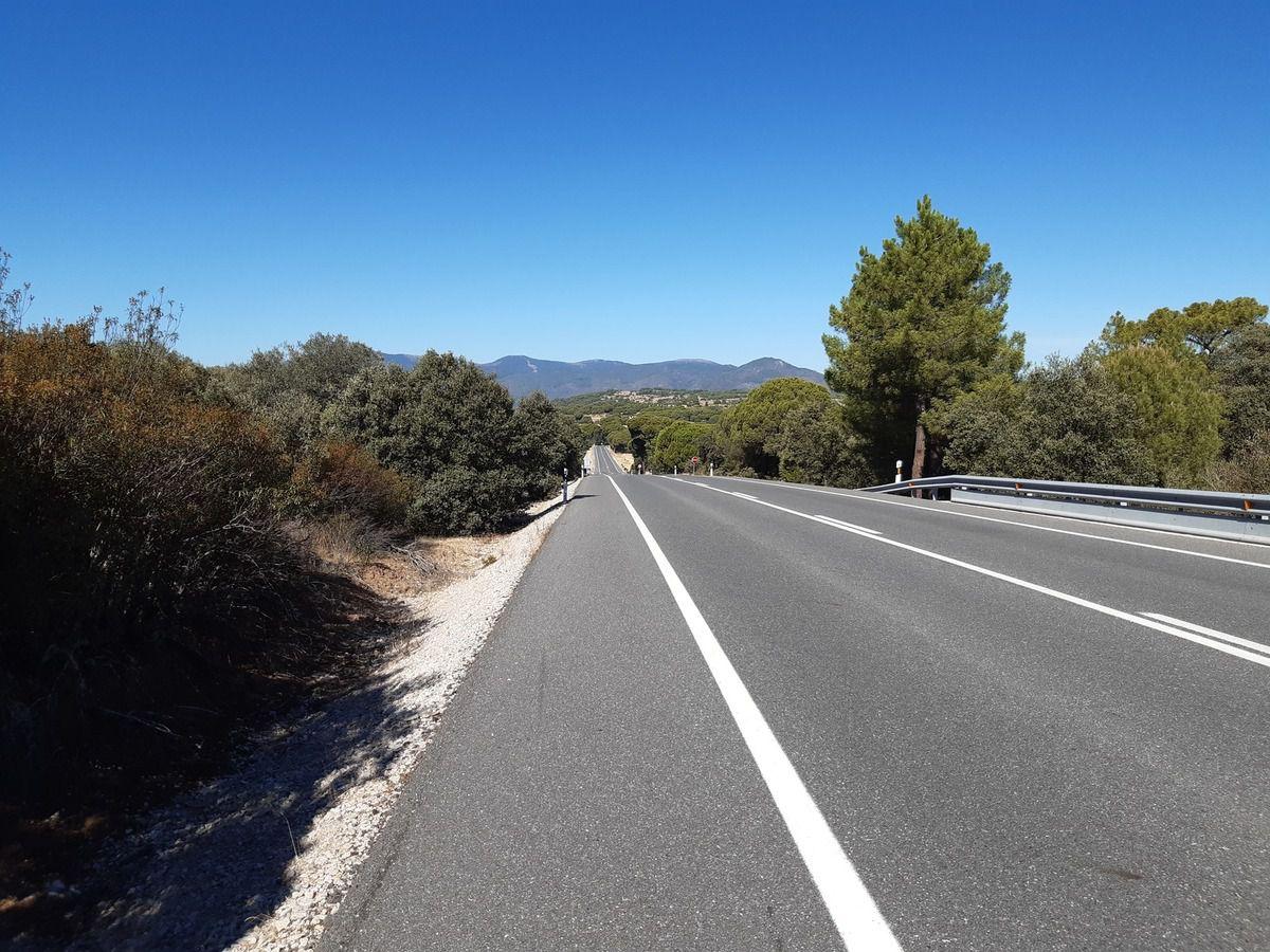 Le chemin et la route