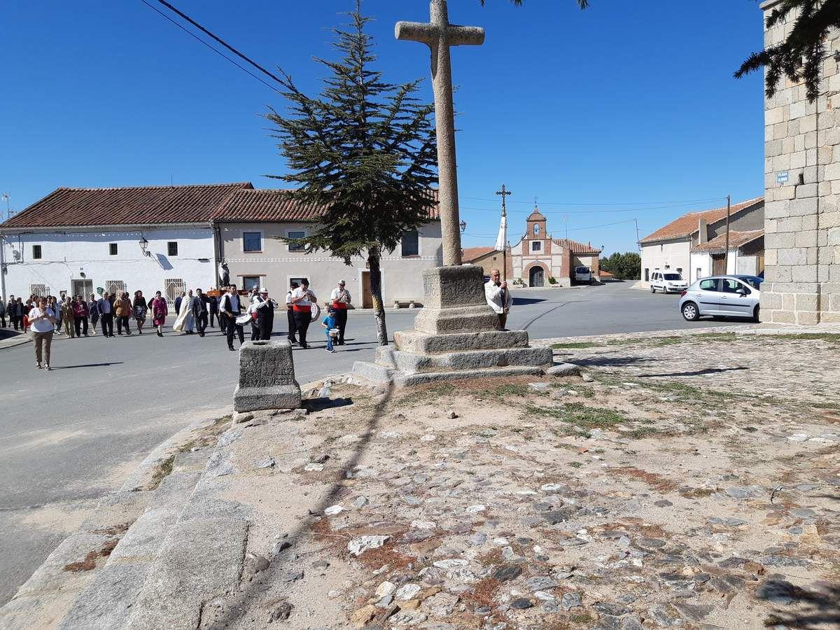 La procession pour la  St Michel