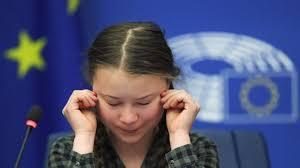 Greta Thunberg épuisée à l'ONU