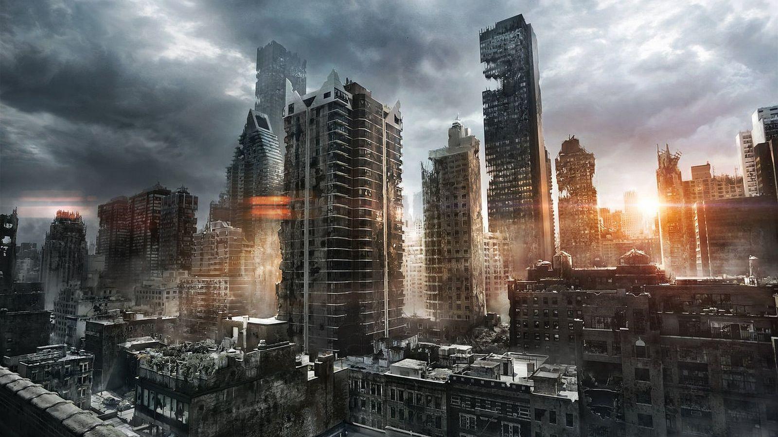 Les ruines du monde