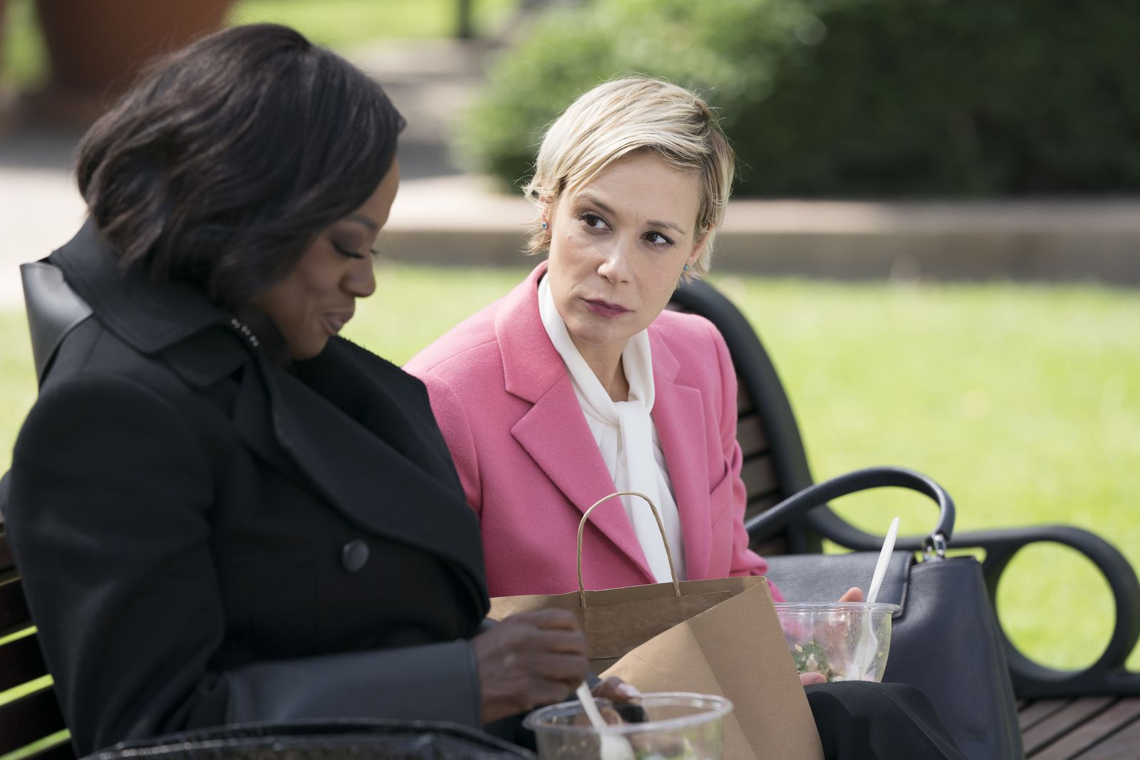 How to get away with murder, relation toxique