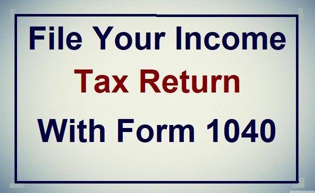 form 1040 who must file  File Your Income Tax Return With Form 13 - usaexpattaxes ...