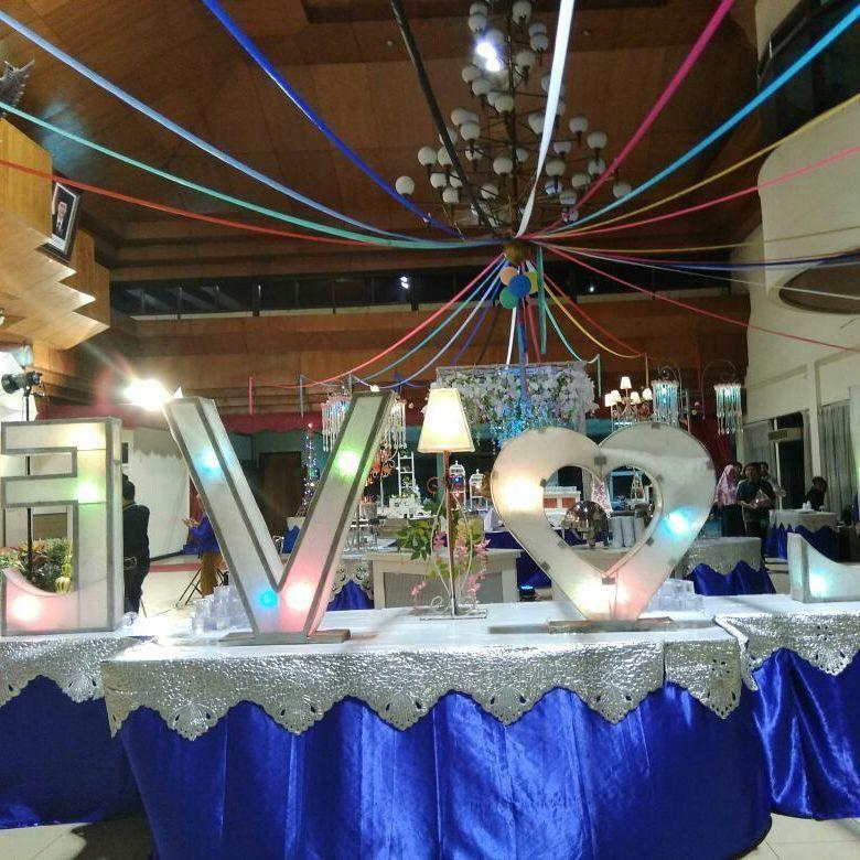 Berkah Catering - Gedung JOANG 45 Surabaya (0811-3169-666)