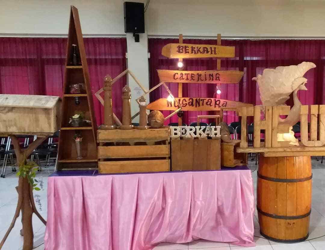 Berkah Catering - Gereja Algonz Surabaya (0811-3169-666)