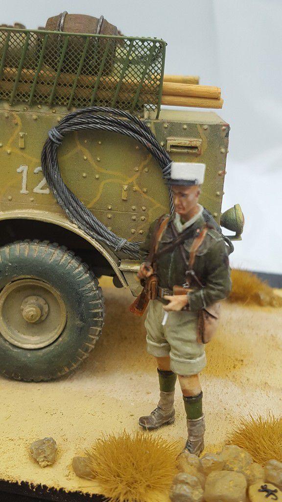 Panhard, AMD 179, BLITZKIT,  maquette 1/35, armée française mai-juin 1940, modèle réduit 1/35, matériel militaire français, seconde guerre mondiale, mai-juin 1940