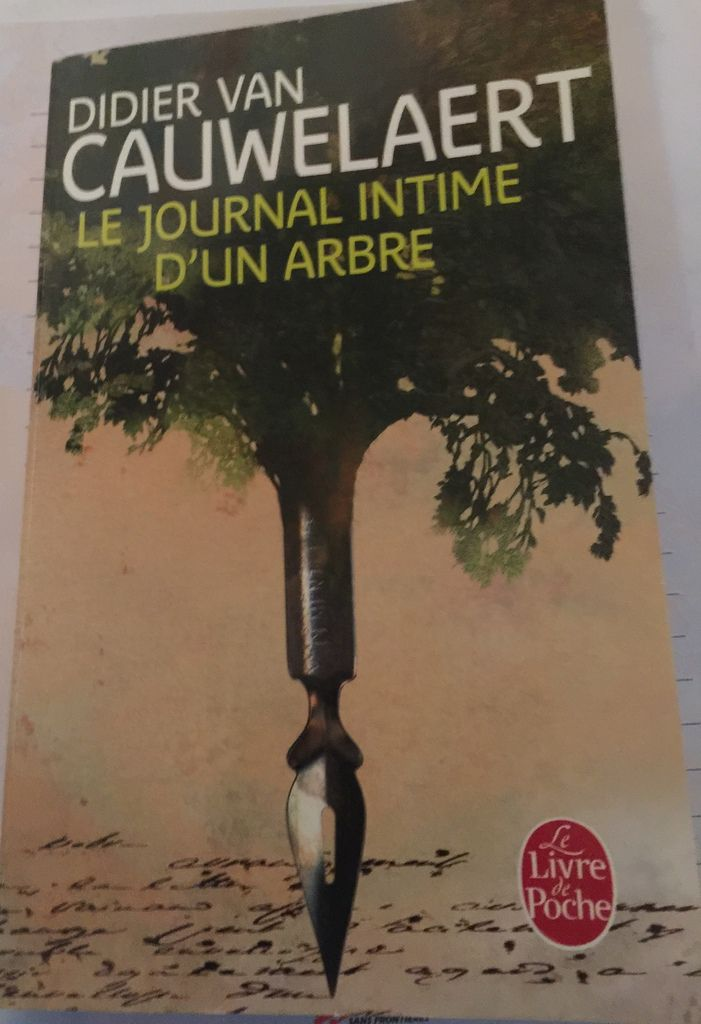 Journal intime d'un arbre...
