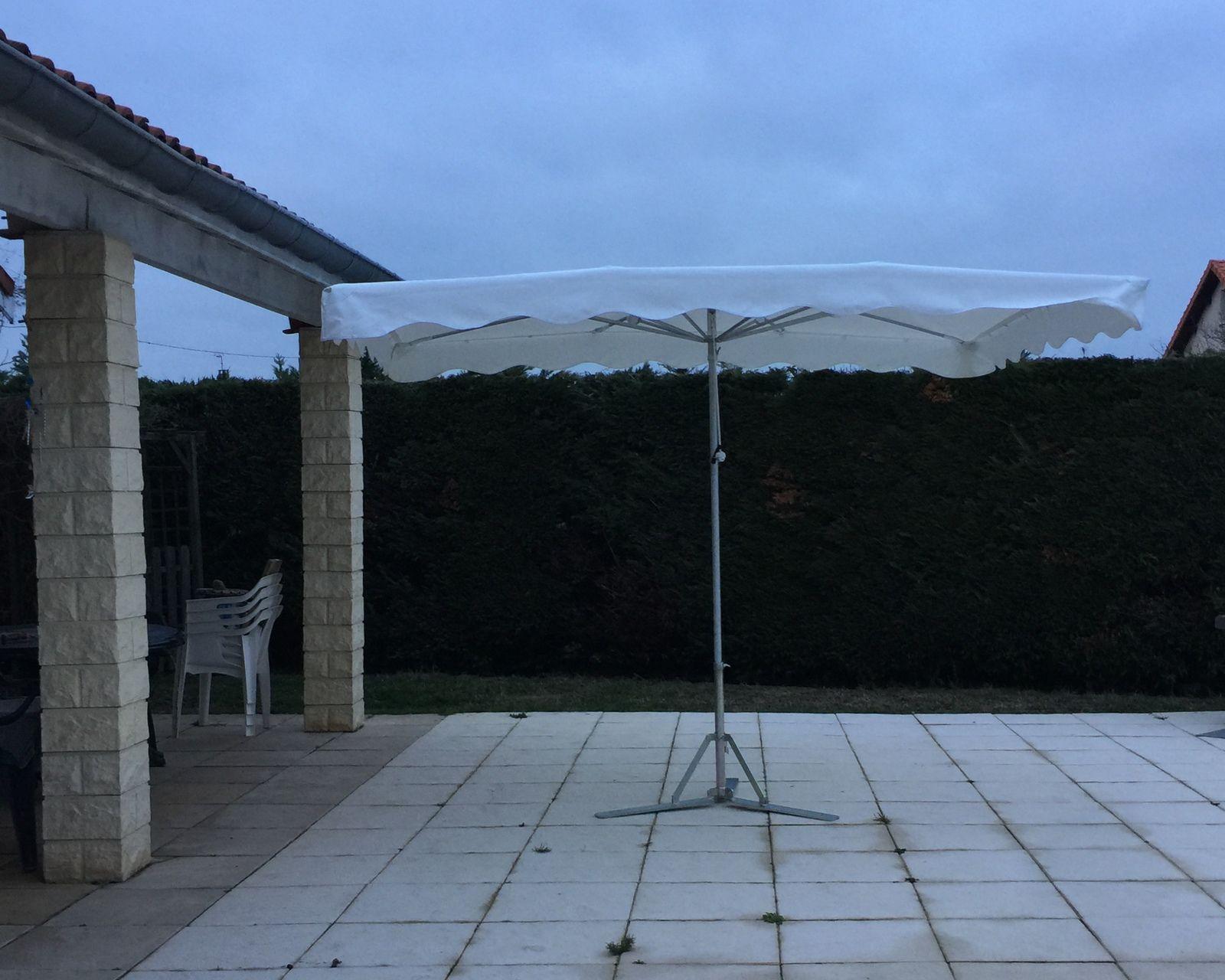 Il est pas beau, ce parasol?