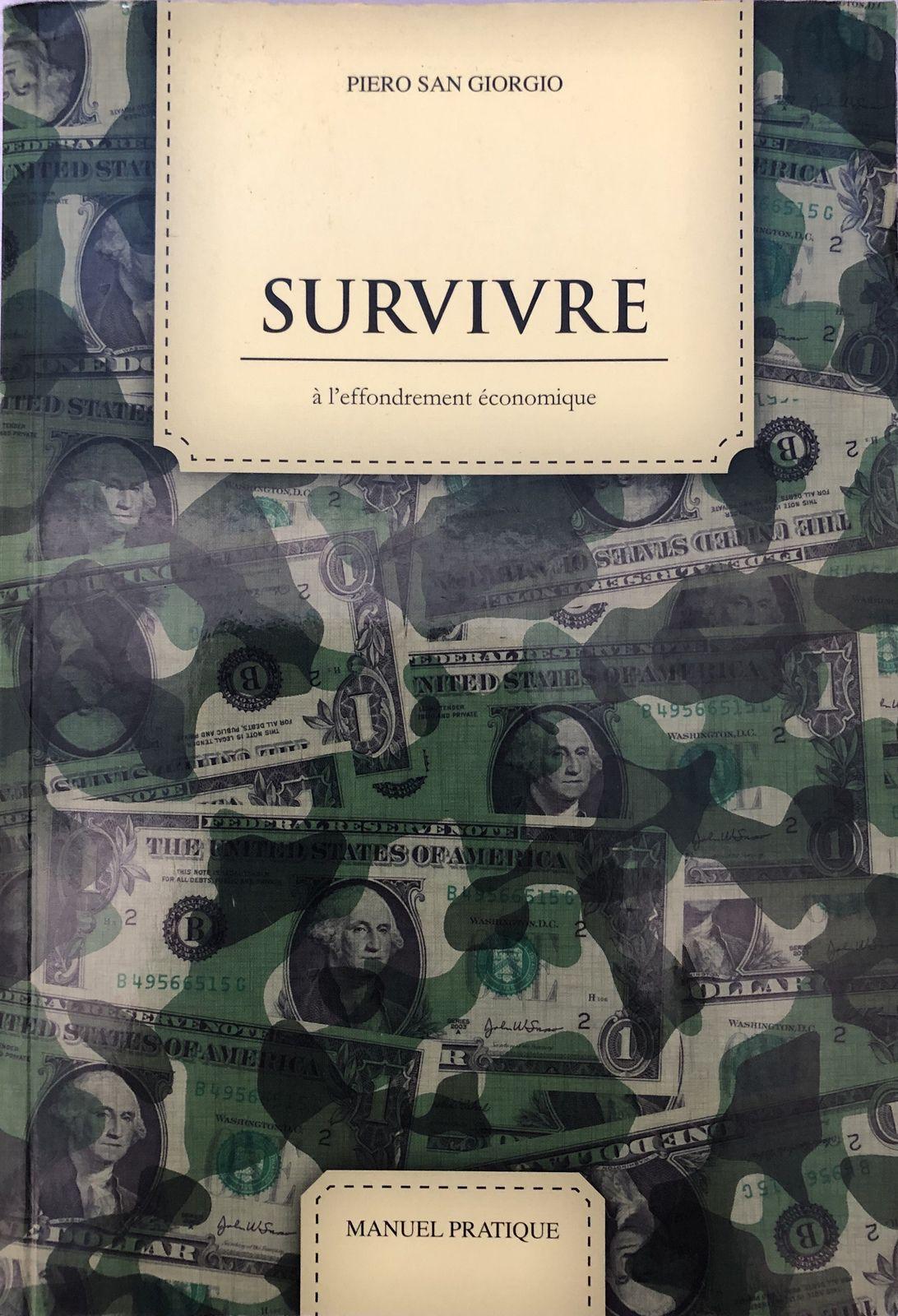 Survivre à l'effondrement économique de Piero San Giorgio