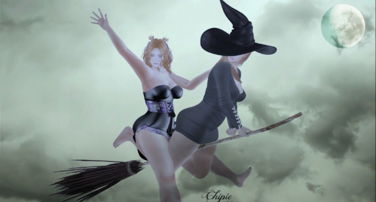 #120 Broomstick Lessons