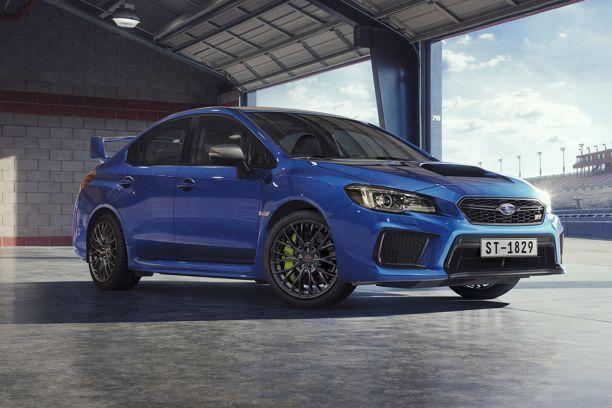Certificado de conformidad Subaru
